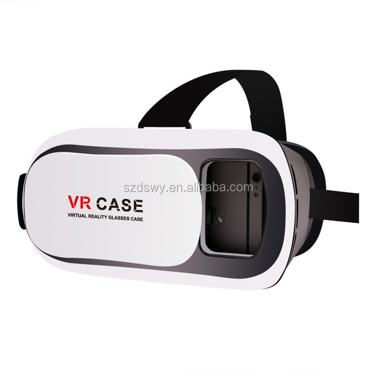 Dongshen High quality best selling 3d vr headset alibaba express 2016 trending products vr box virtual reality