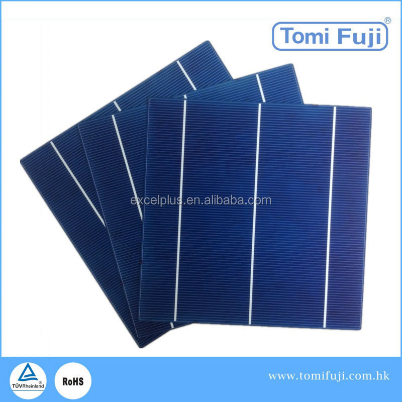 bulk sale 156x156 3 bus bars high voltage pv solar cell stock for solar panel