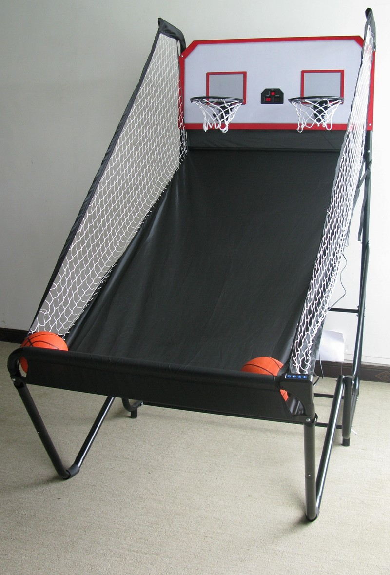 Excellent Quality Double shoot Basketball Shoot Electronic games for practice