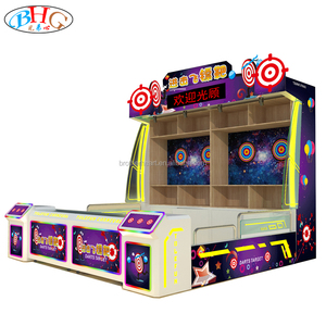 Latest make money carnival booth game attack dartboard