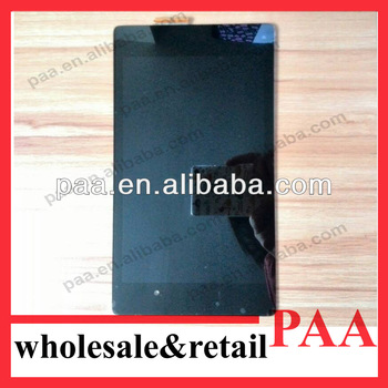 Wholesale For Google Nexus 7 Il lcd touch screen 2013