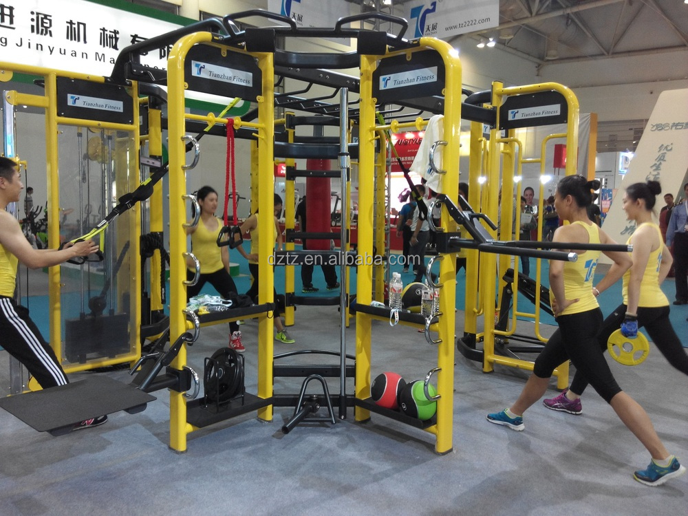Multifunction fitness equipment 360 synergy equipment for Gimnasio 360 life