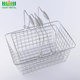 Cooking Stainless Steel Wire Mesh Basket for Kitchen