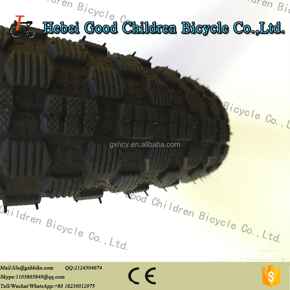 High quality of kids bike tire for 14 inch bike