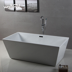 CE/cUPC Approved Zhejiang Freestanding Soaking Bath Tube For Fat People WTM-02532
