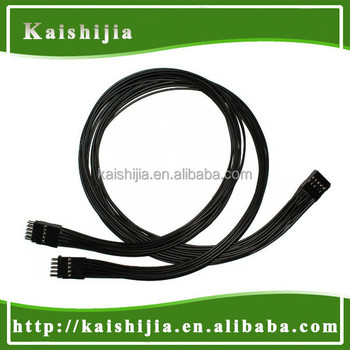 10 pin usb 20 ac97 hd audio internal header y splitter cable 10 pin usb 20 ac97 hd audio internal header y splitter cable publicscrutiny Choice Image