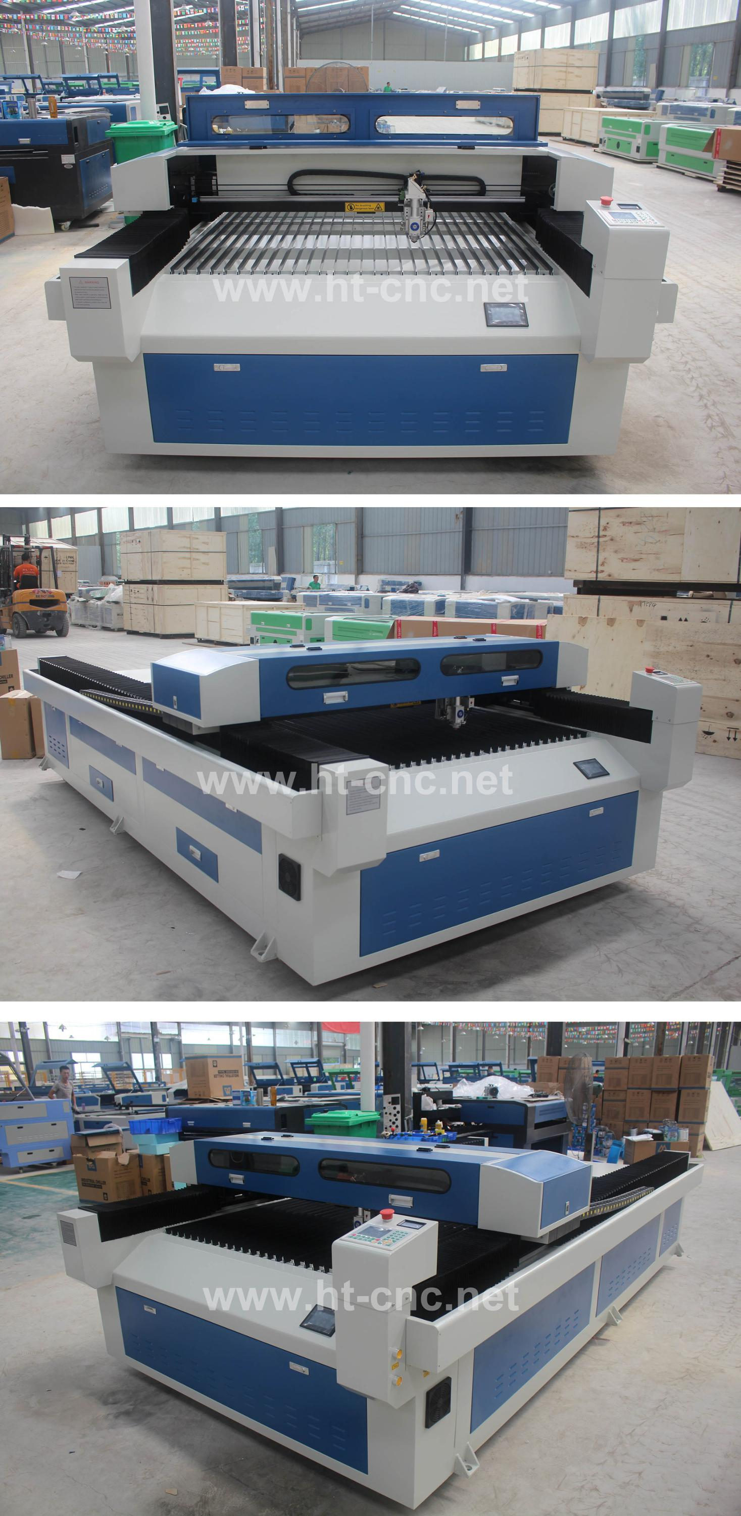 Fast speed 280W laser cutting machine for metal and nonmetal
