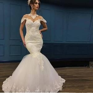 e1cf3476ee Bridal Gown Sweep Train