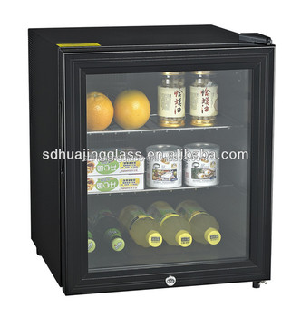 Bar Mini Display Fridge Mini Fridge Glass Transparent Door
