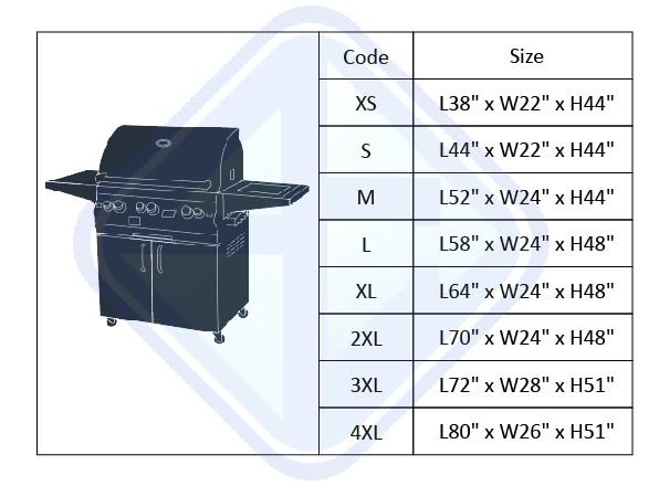 Groothandel Custom hittebestendige Weber Winkelwagen BBQ cover outdoor waterdichte bbq barbecue grill cover
