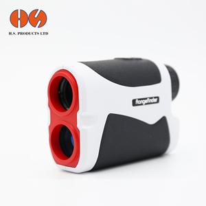 Laser golf rang finder with Jolt pinseeking slope golf rangefinder JL007
