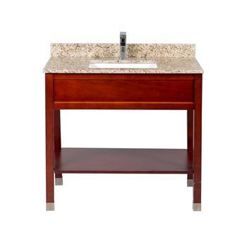 Newstar Wooden Cabinet Hotel Bathroom Furniture Bath Vanity Unit