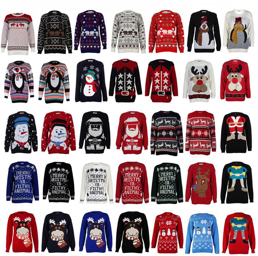 Plus size xmas jumper ugly christmas sweater buy ugly christmas