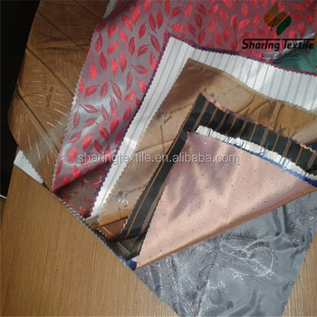 Suit Tr Jacquard Lining Fabric With High Quality