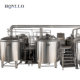 Steam /Electric/ Gas Heating Industrial Fermentation Tanks/ Beer Manufacturing Plant