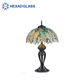 HEXAD Tiffany style stained table lamp HTL27