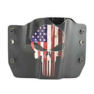 Punisher USA OWB Holster (Right-Hand, Glock 17,19,22,23,25,26,27,28,31,32,34,35,41)