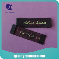 provide custom brand washable and soft garment labels