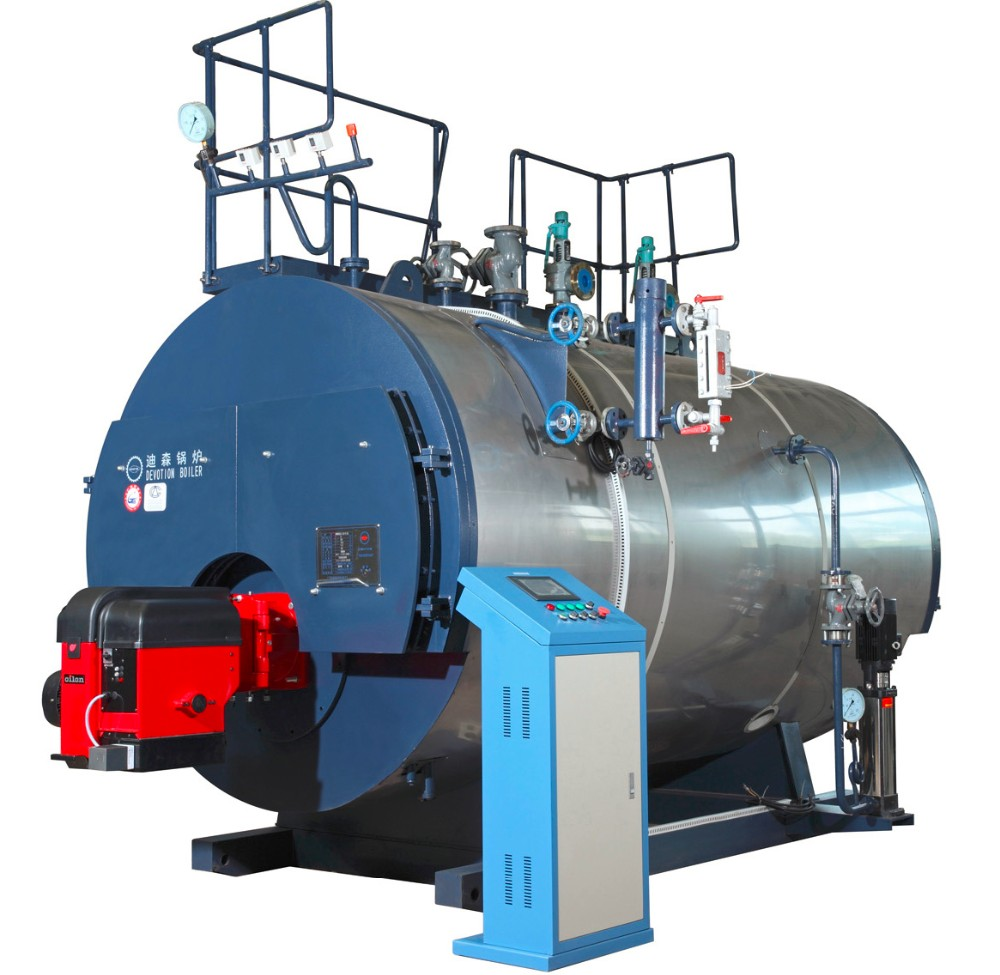 500kg To 20ton Factory Direct Industrial Oil Gas Fired Steam Boiler ...