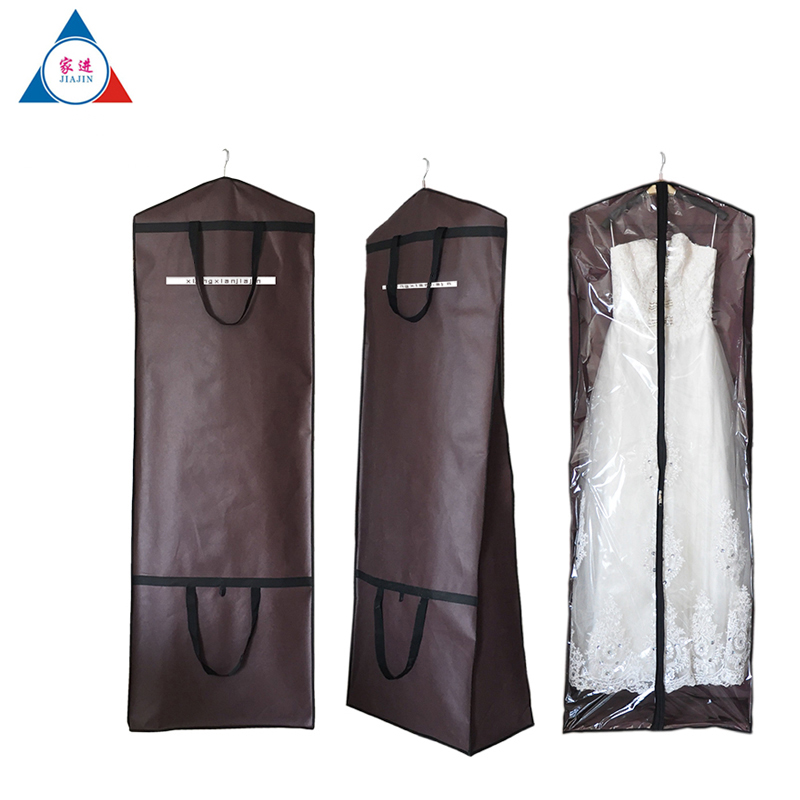 Travel Suit Garment Bag Wedding Dress Cover Bag Cover For Clothes