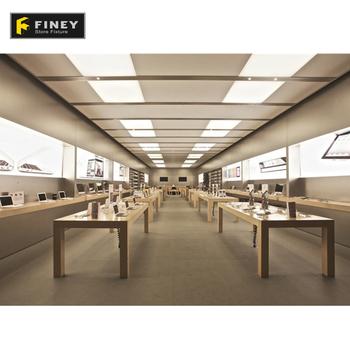 Modern Computer Shop Design Decoration Ideas For Retail Store Interior