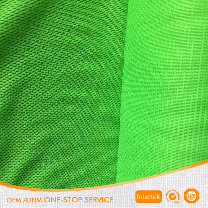 knitted poly BK/PK mesh fabric wholesale