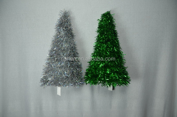 Iridescent christmas tree garland my