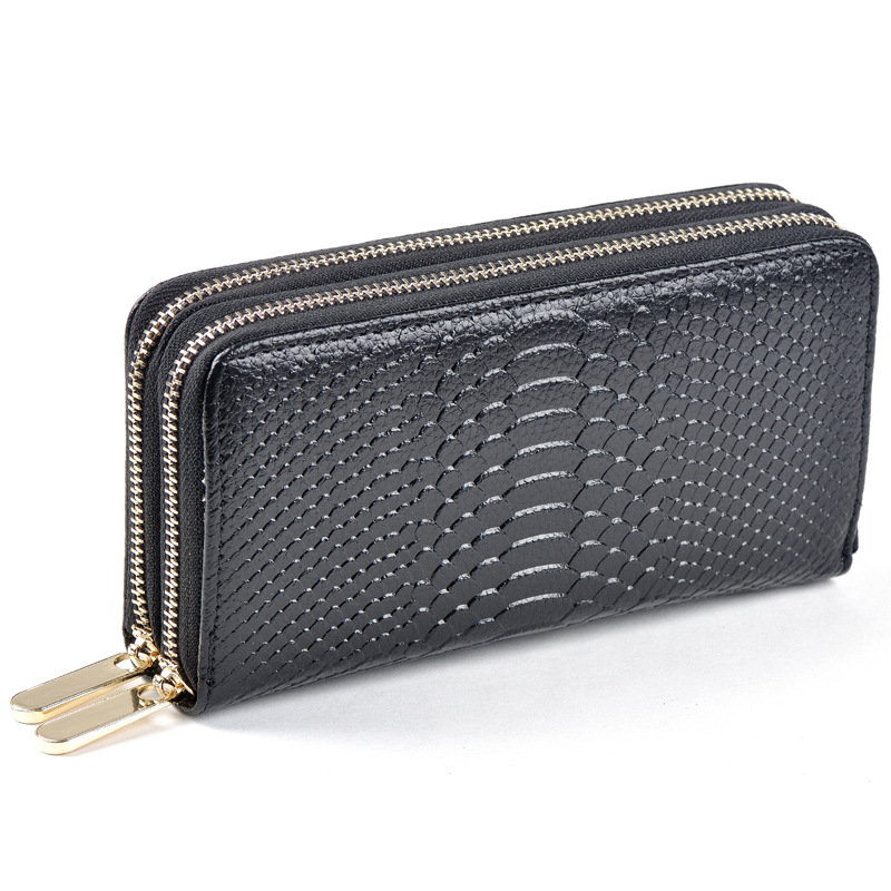Fashion New Colored Fashion Women Zip Clutch Case Lady Wallet