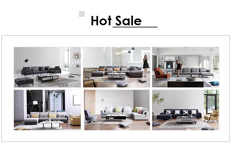 Barato de madera sofá sofás de esquina moderna sala de