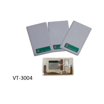 Battery assisted passive UHF RFID card Tag for people tracking