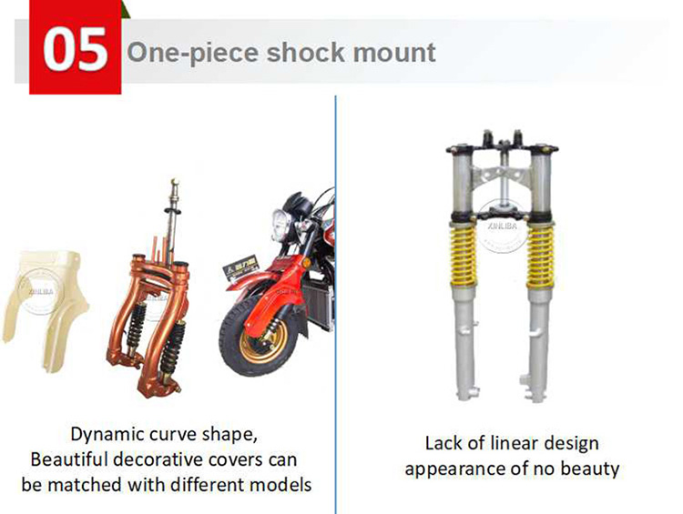 motor tricycle shocks and strut replacement cost