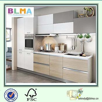 Smart Modular Kitchen Designs For Small Kitchens