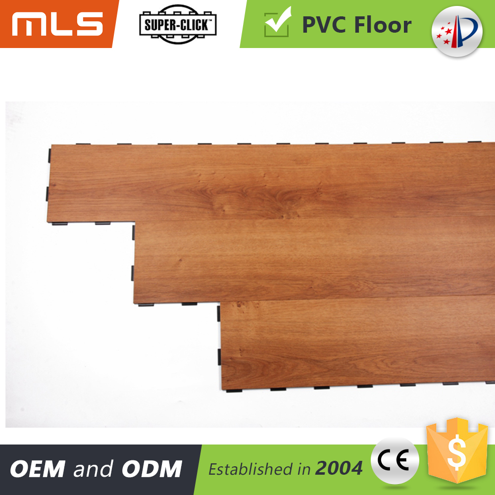 Economical and practical modern house design vinyl plank flooring click lock vs peel and stick