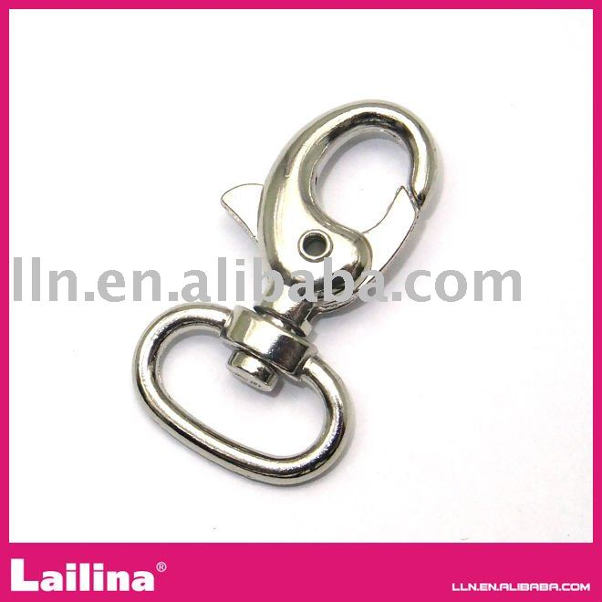 Hot sale metal alloy fashion snap hook