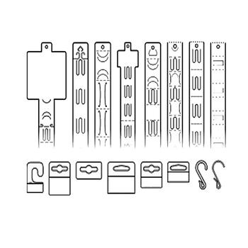 retail clip strips