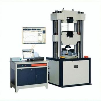 Closed Loop Servo Hydraulic Universal Test Machine - Buy Hydraulic  Universal Test Machine,Closed Loop Test Machine,Servo Hydraulic Universal  Test
