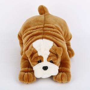 China Plush Pug Dog Plush Stuffed Animal Toy China Plush Pug Dog