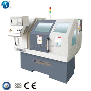 Chinese GSK CNC Lathe Manufacturer Low Price CK6432A