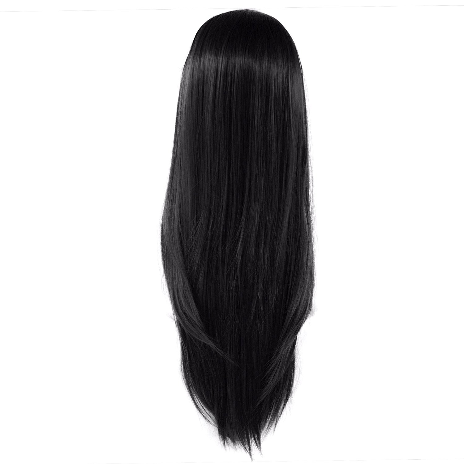 Buy 22 Clip In Straight Synthetic Hair Extension White In Cheap