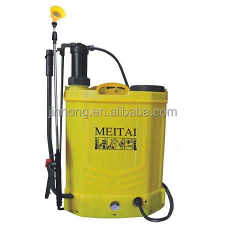 1 में 2 कृषि बैटरी बस्ता 20 लीटर बिजली स्प्रेयर