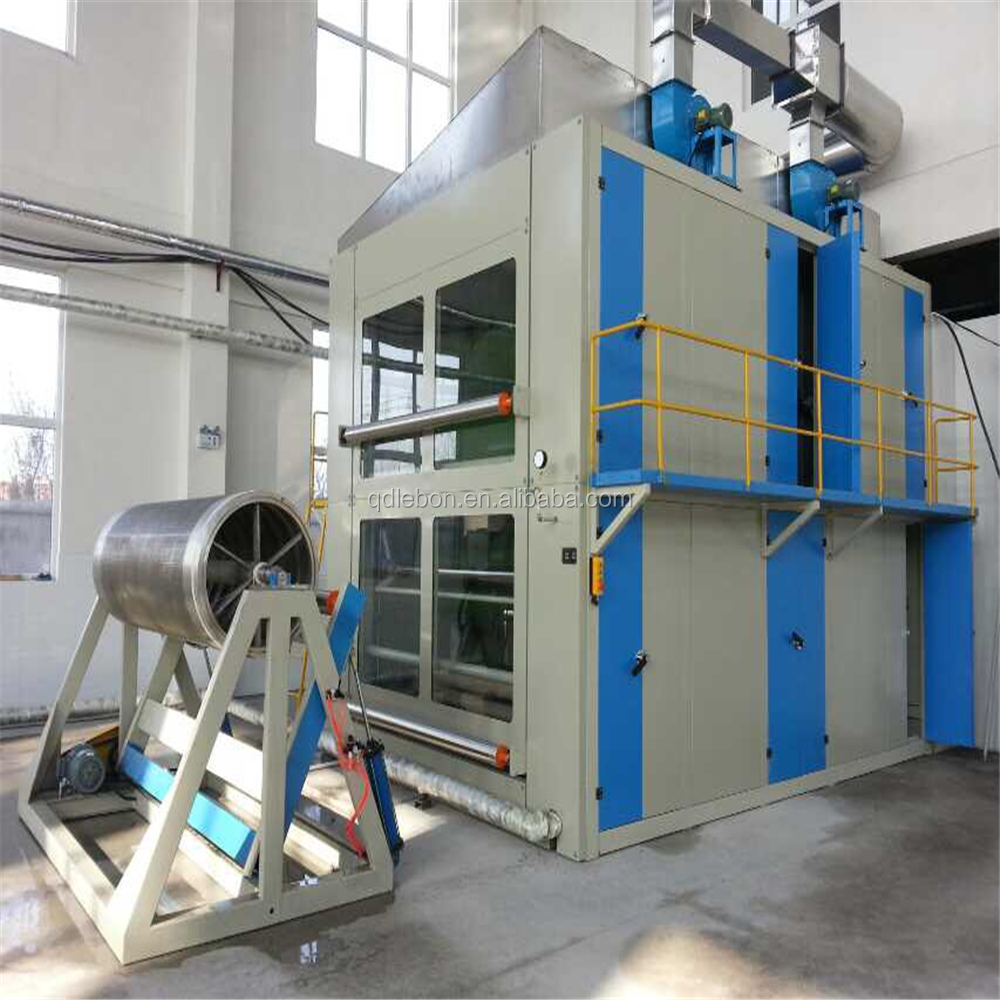 Complete surgical cotton gauze and bandage roll machine production line