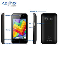 New Arrival 3.5 inch dual sim android 2.3 celular low price k928