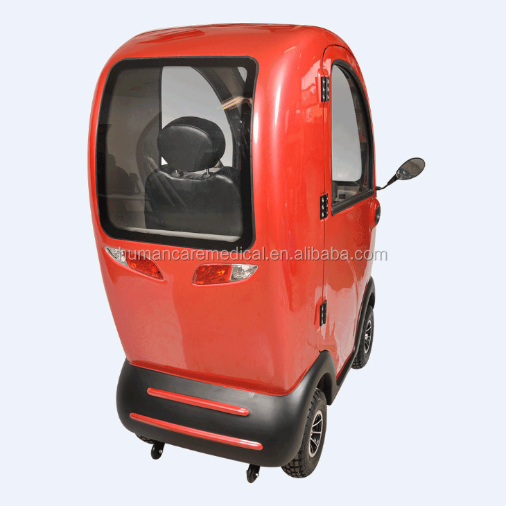 New Design 2015 Compact Travel Scooters Electric Cabin