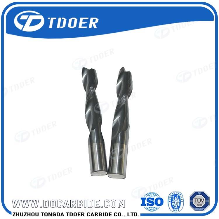 China Supplier 4 Flute Square End Mills Hrc 60