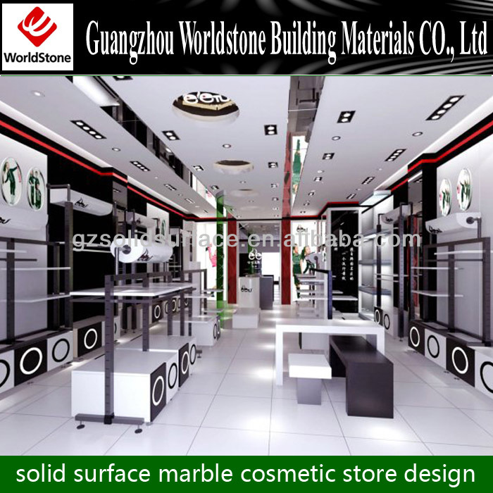 Cosmetics Shop Interior Design Suppliers And Manufacturers At Alibaba