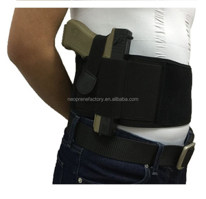 factory wholesale gun holster waist bag Tactical Gun belt