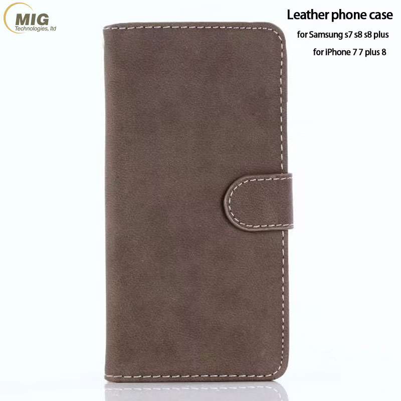 the best attitude 39048 f6cbc Best Buy Mobile Phone Cases For Iphone 8 7 Retro Style Wallet Leather Case  For Samsung S8,S8 Plus - Buy Phone Cases For Iphone 8,Phone Leather Cases  ...