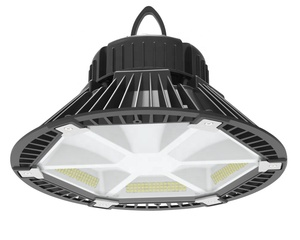 High efficiency 160lm/w beehive 150w garage gym LED UFO High bay light IP65