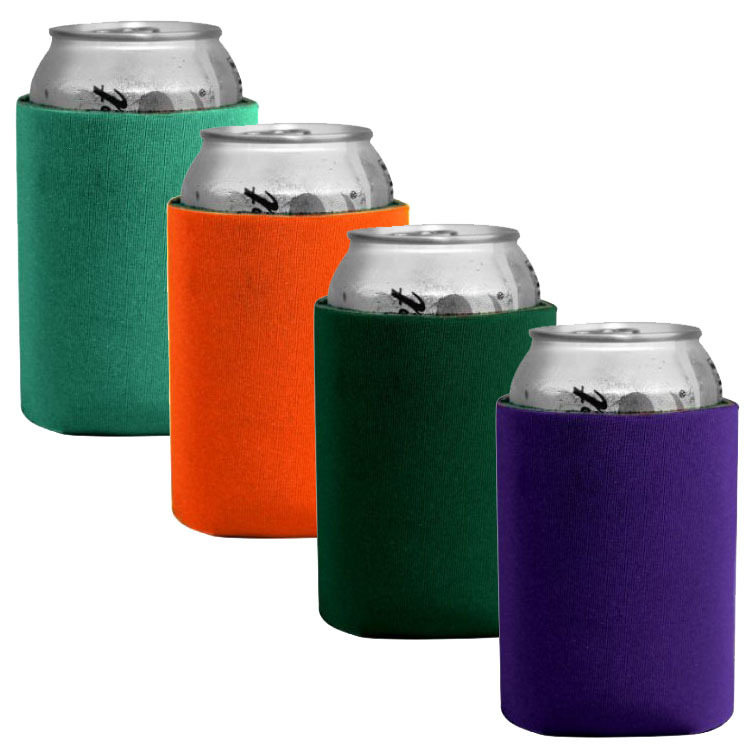 New Products 2018 Neoprene Can Cooler, Drink Gel Can Cooler