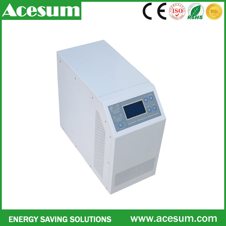 Acesum high power DC192V 96V solar power system installation off grid high efficiency for smal power plant